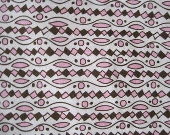"Arabic Pattern Fabric Cotton 1 yard 42"" wide"