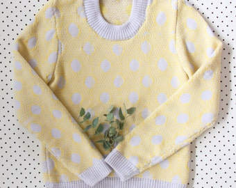 Acacia Jumper - Handmade by Alice