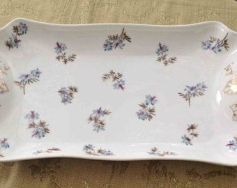 Haviland Limoges Tray, 125 Years Old, MINT Condition, CFH-GDM