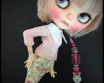 Dress for Blythe Doll Handmade