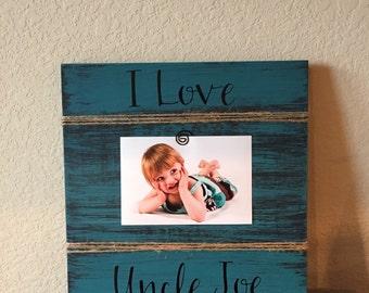 I Love My Mimi Pregnancy Reveal Frame By Boutiquebutterlu