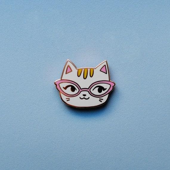 Enamel Pin Cat