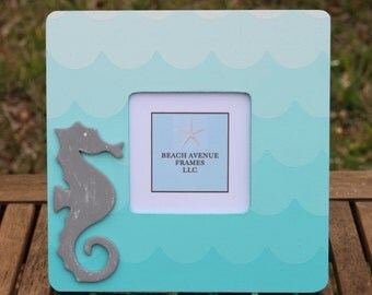 Under the Sea Ombre Picture Frame