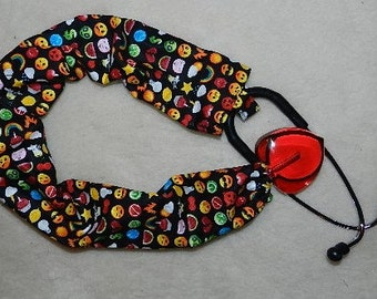 Emoticons Stethoscope Sock