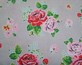 Gray Main Fabric  Strawberry Biscuit Penny Rose Fabrics Riley Blake Yardage