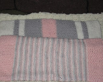 Cotton/Linen Blend Hand Knit Towels for Kitchen, Bath, Guestroom