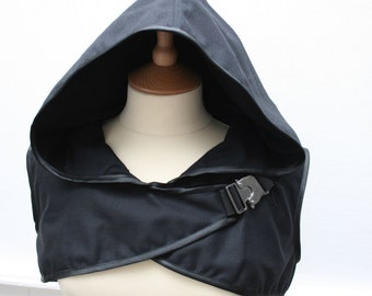 Hooded Cosplay Top