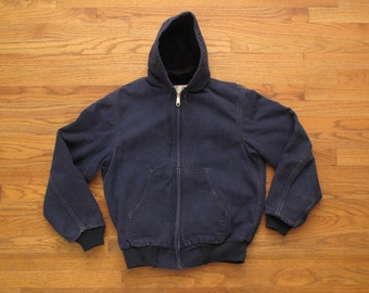 Carhartt made in the USA hooded jacket