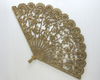 Vintage Burwood Fan 4402 Wall Hanging