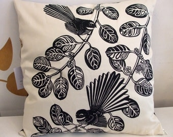 Fantail Cushion cover