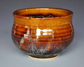 Stoneware Tea Bowl Ceramic Bowl Chawan   A