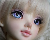 BJD eyes available in 12/14/16/18/20/22/24mm Coconut Ice made to order
