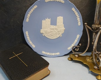 Wedgwood Durham Cathedral Commemorative Plate