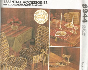 McCall's Home Decorating Essential Accessories Pattern