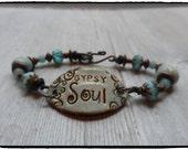 Gypsy Soul Beaded Boho Bracelet