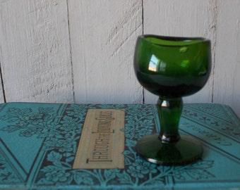 Vintage John Bull Eye Cup, Eye Wash, Eye Bath Cup