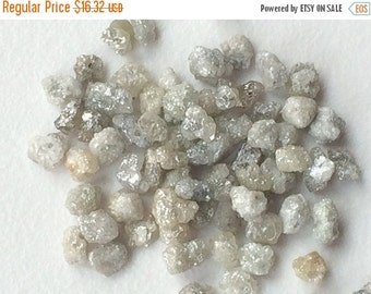 50% VALENTINE SALE Sparkling Grey Rough Diamond, Grey Raw Diamond, Uncut Diamond, Grey Diamond, Loose Diamonds, Conflict Free Diamond, 2.5mm