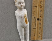 Antique Excavated German  Doll Head And Torso Figure 1890