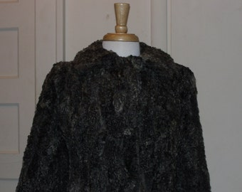 Vintage Persian Lamb Fur Coat