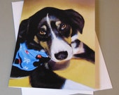 Daisy the Dog art card by...