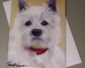 Doddy the Dog art card by...