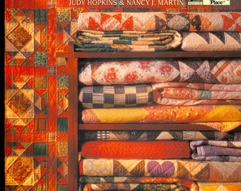 Rotary Roundup 40 More Fast & Fabulous Quilts Quilting Book 143 pages