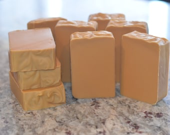 Whiskey Handmade Cold process Soap