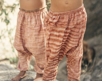 Little Afghani Pants ~ Earth Children ~ Eco Kids ~
