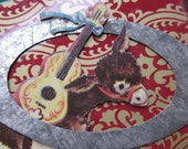 A Brooch for Lisa Anne-Custom Order 2/2