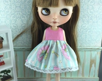 Blythe Dress - Little Unicorn
