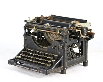 Vintage Typewriter, Underwood Typewriter, Old Typewriter, Typewriter, Found Typewriter