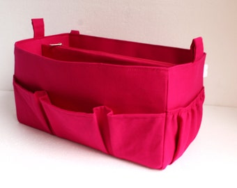 Diaper Bag organizer insert -Extra Large Purse organizer for Louis Vuitton Neverful GM