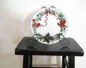 On Sale Royal Norfolk/ Cardinal/ Dinner/ Christmas/ Plate/ home accents/ vintage plate