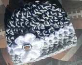 NEW Dallas Cowboys inspired baby hat - sports photo prop - NFL baby hat - chunky baby hat - photography prop - baby shower gift