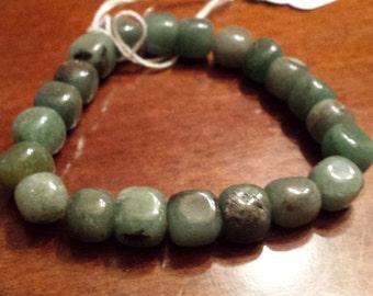 Handmade prosperity bracelet
