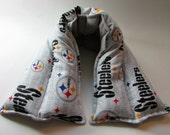 Hot/ Cold Herbal Therapy Neck, Knee and Ankle Wrap Steelers Football
