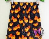 Jack 'O Lantern Skirt City Mini Style Skirt Halloween