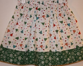 Clearance Christmas Tree Skirt   Size 2 - 8