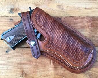 Colt 1911 Crossdraw Holster
