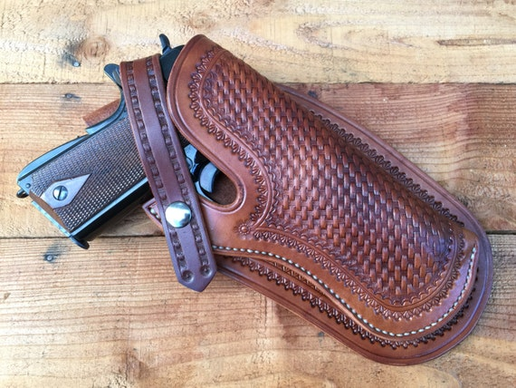 Colt 1911 Crossdraw Holster