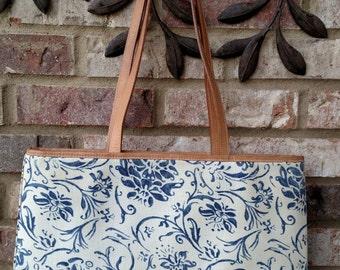 Vintage RALPH LAUREN Tote Bag