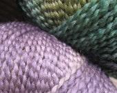 Euro Baby Maypole DK Polyester Washable Yarn Boucle Bumpy Multicolored