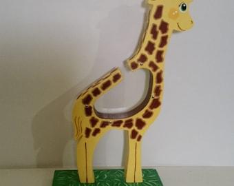 Giraffe Bank Ready for immediate shipment