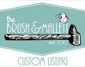 Custom Listing for Mountain Girl Silver