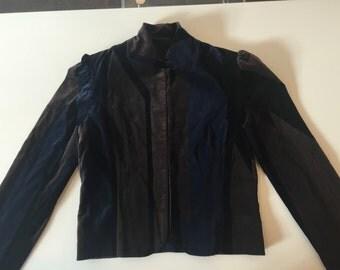 Original Blazer - Amazing Rich Colors - Size S/M
