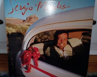 Sergio Mendes Self Titled Collectible Vinyl Record VG to EX Condition