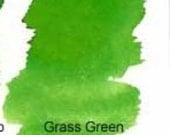 Peerless Transparent Watercolor Sheet - Grass Green