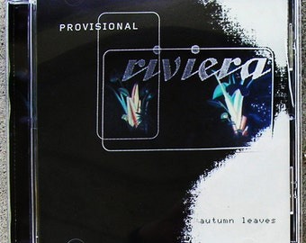 PROVISIONAL RIVIERA: Autumn Leaves CD - Experimental Solo by William Leavitt formerly of Solid Eye