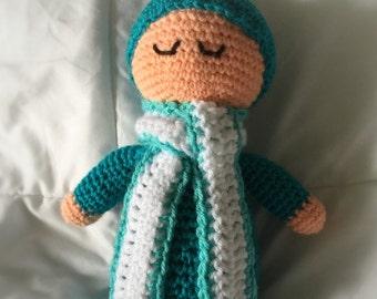 Jinky the Sleepy-Head Doll (Ready to Ship!)