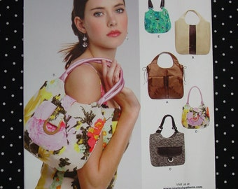 Pattern New Look No.6738 Purses, Bags, One Size